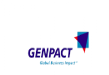 Genpact Recruitment Drive 2021
